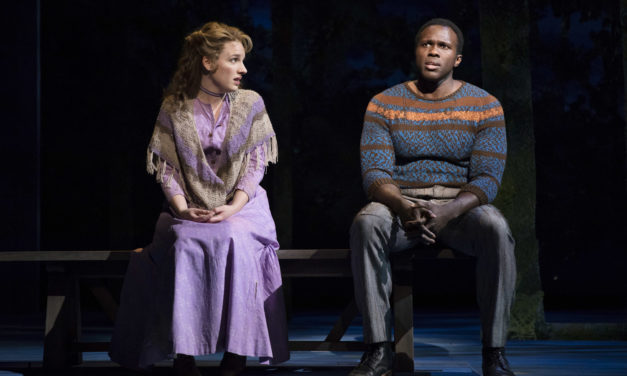 """Carousel"" is Revived on Broadway, Ill-Timed and Ill-Equipped"