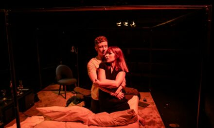 """Cougar"" at The Orange Tree Theatre"