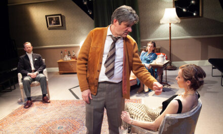 """""""Bodies"""" at The Southwark Playhouse"""