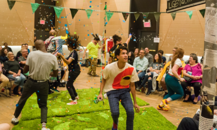 """In """"Midsummer"""" The Mobile Unit Delivers a Joyous Celebration of Life and Shakespeare"""