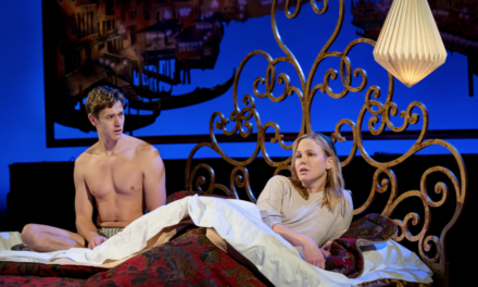 """Tom Stoppard's """"The Hard Problem"""" Looks for Humanity in Human Consciousness"""