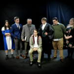 """To Belong Or Not To Belong? AHSC Stages David Ives's """"The Interrogation Of Baruch De Spinoza"""""""