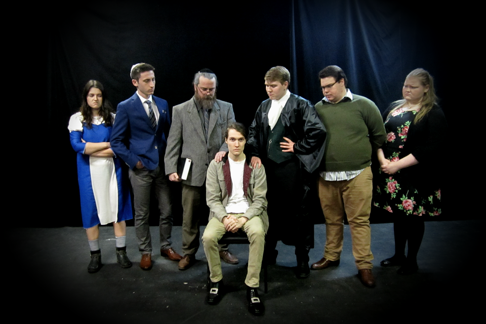 "To Belong Or Not To Belong? AHSC Stages David Ives's ""The Interrogation Of Baruch De Spinoza"""