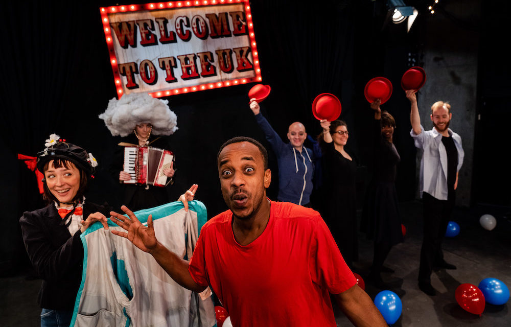 """Welcome To The U.K."" at The Bunker Theatre: Satire on Obstacles Facing Refugees"