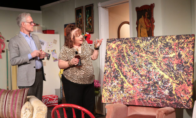 """""""Authentic Or Fake?"""" Calithumpian Theatre Collective Stages Stephen Sachs's """"Bakersfield Mist"""""""