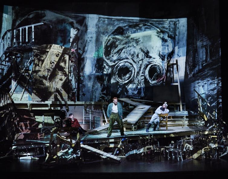 "Decoding The Music Masterpieces: Alban Berg's ""Wozzeck,"" An Apocalyptic Descent Into Madness"