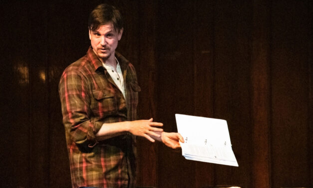 """The Gun Show (Can We Talk About This?)"" At Quantum Theatre In Pittsburgh, PA"