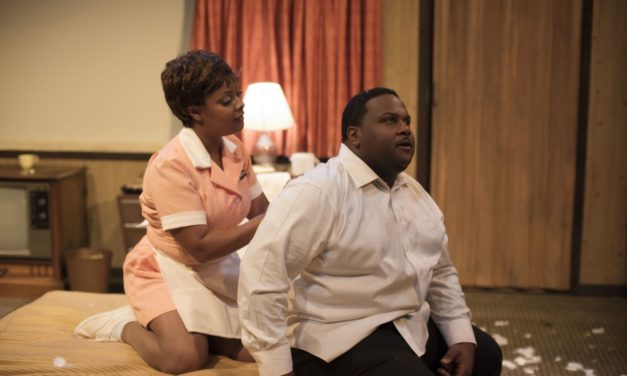 """At """"The Mountaintop"""" There Is Doubt, Uncertainty And Humanity: Katori Hall's Play About King's Final Night Before His Assassination"""