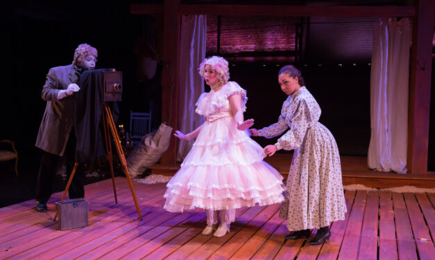 """An Octoroon"" At Kinetic Theatre Company In Pittsburgh, PA"