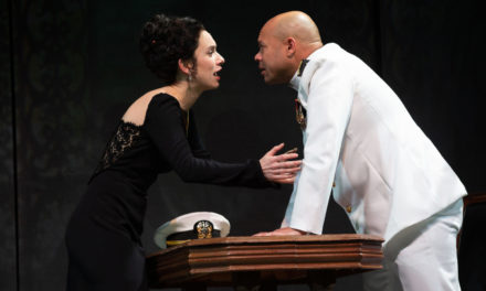 "Shakespeare's ""Othello"" In The Trappings Of Twenty-First Century America"