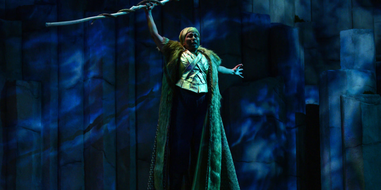 """The Tempest"" At The Pittsburgh Public Theater In Pittsburgh, PA, USA"