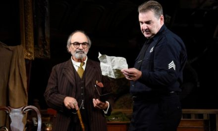 "Arthur Miller's ""The Price"" At The Wyndham's Theatre"