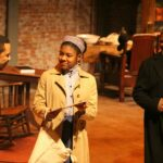 """Saviour Samuel"" At Pittsburgh Playwrights Company In Pittsburgh, PA"