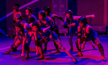 """""""For The Love Of , Or, The Roller Derby Play"""": Block Party 2019 Off To A Strong Start At The Kirk Douglas"""