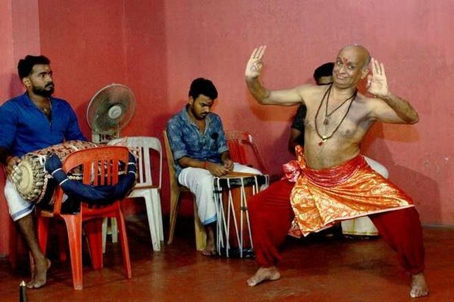"""Creating """"Kathakali Literacy"""""""