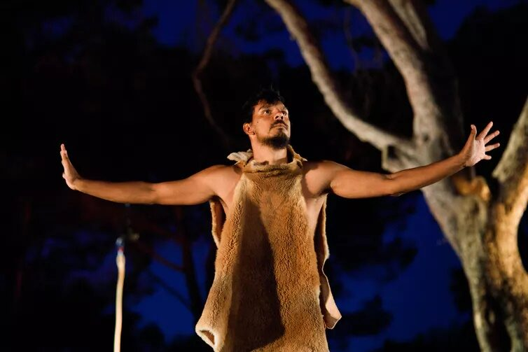 """In """"Kwongkan,"""" Indian And Australian Performers Convey An Urgent Climate Change Message"""