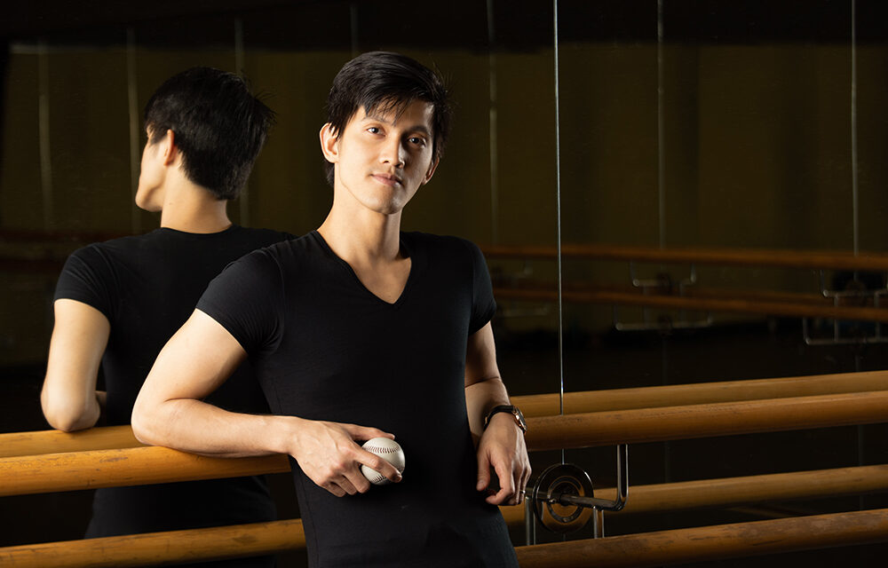 "Hong Kong Ballet Brings Back ""Le Corsaire""–An Encounter With Its Rising Young Star, Garry Corpuz"