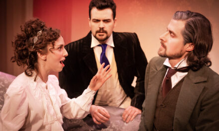 """Theatre Unleashed: Lauren Gunderson's """"Ada and the Engine"""" – A Must-See in Koreatown"""