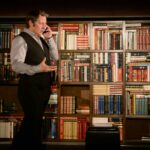 "Robert Lepage's ""887"" at the Hong Kong Arts Festival"