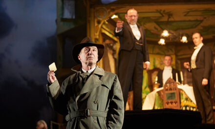 """An Inspector Calls"": A Study Of Greed"