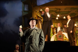 An Inspector Calls Tour 2018 -19. Photo by Mark Douet. 1D8A0583