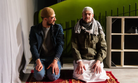 """Martin Askew's """"There Is A Field"""" at The Theatre 503: Modern Conversion Play"""