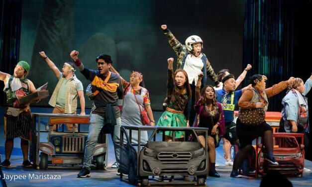 "Popular Culture And Political Theatre In PETA's ""Charot!, The Musical"""