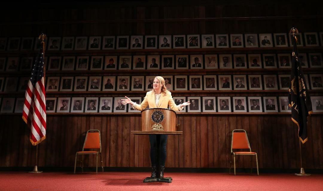 "Theatre Of The Real And Embracing The Politics Of The Current Moment: Heidi Schreck's ""What The Constitution Means To Me"""