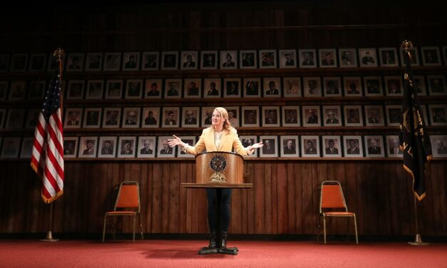 """Theatre Of The Real And Embracing The Politics Of The Current Moment: Heidi Schreck's """"What The Constitution Means To Me"""""""