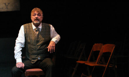 "Brian Friel's ""Faith Healer"" At The Odyssey Theatre"