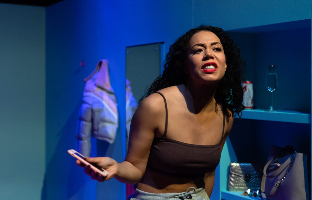 """Superhoe"" at The Royal Court: Nicôle Lecky's One-Woman Debut"