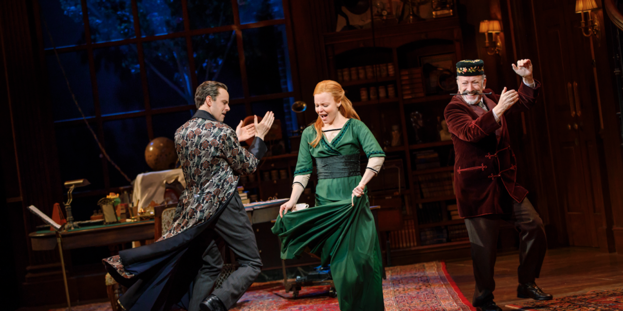 """My Fair Lady"" is Revived, Brilliantly Led by Lauren Ambrose"