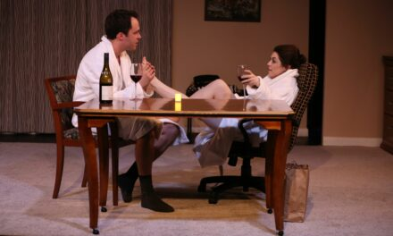 "At SoHo Playhouse, ""Fiercely Independent"" Demystifies Divorce"