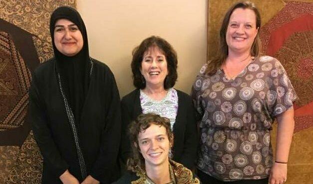 """Keeping Faith, Spreading Hope: Rohina Malik's """"Keeping Faith: Sisters of Story"""""""
