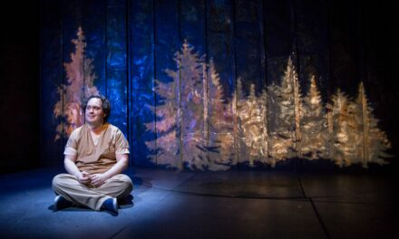 "At the Barrow Group, ""Perp"" Is An Intimate, Challenging Look at Disability That Must Be Seen"