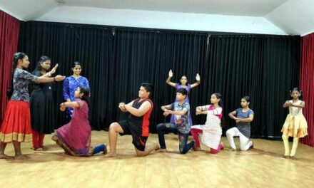 Children Bring The Mahabharata On Stage