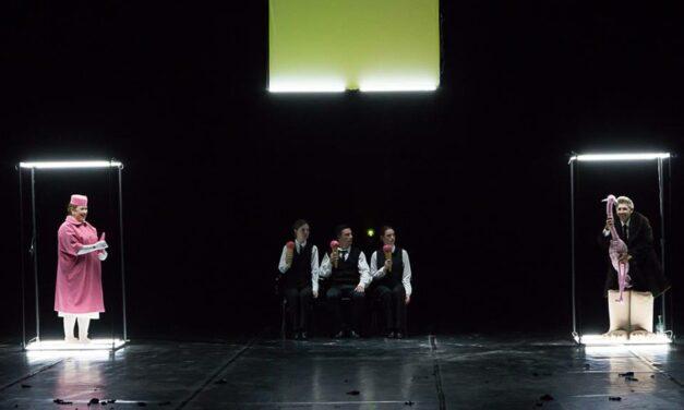 """The Ritual Of Illusion. """"Gogol. Fatum"""" At Gomel State Drama Theatre"""