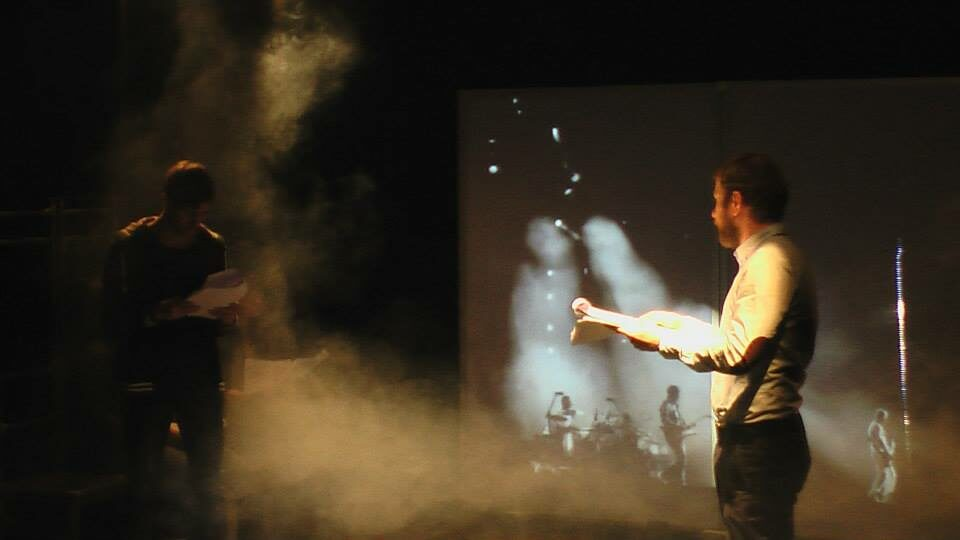 Sonic Realm Theatricals In Belarusian Theatre
