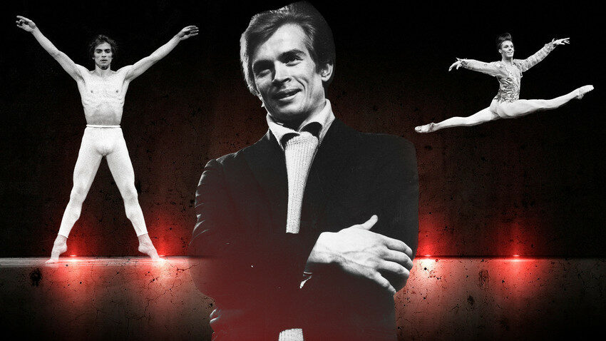 Why Is Rudolf Nureyev So Popular Worldwide Even 26 Years After His Death?