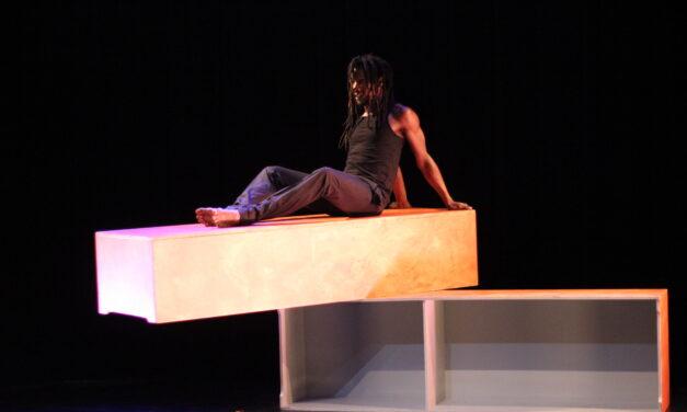 Souleymane Sanogo: The Body That Speaks