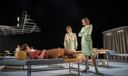 """Top Girls"" at The National Theatre"