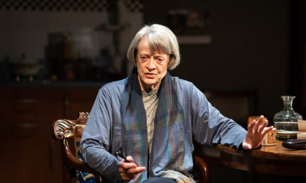 """A German Life"" at The Bridge Theatre"