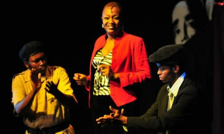 Veteran Kenyan Actress Returns to Stage With Feminist Show