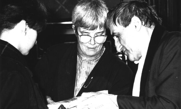 """We Understand Our Culture Better Through The Other's"": Interview With Dramaturg And Theatre Historian Nina Király (1940–2018)"