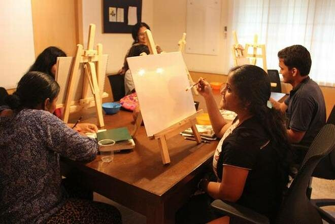 Bhuhu: A New Immersive Arts Course At Wandering Artist