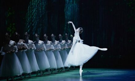 """Giselle""–A World Premiere Reveals Ivan Cavallari's Contemporary Vision Of A 19th Century Ballet Through The Prism Of 'Total Art.'"