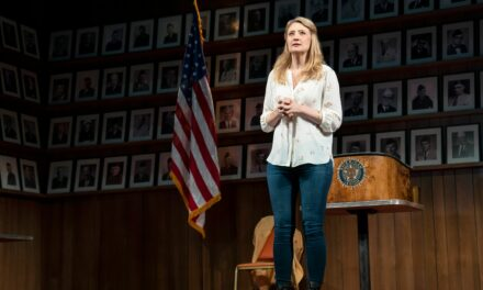 "On Broadway, ""What The Constitution Means To Me"" Exorcises A Troubled American Ethos"