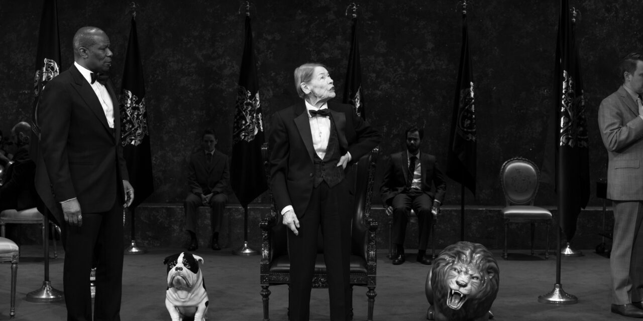 We Shall Never See So Much (On Broadway): Glenda Jackson Is King Lear