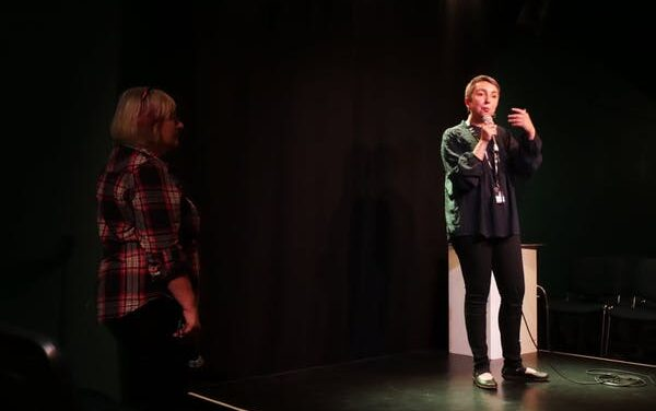 Why I Got Up On Stage At The Edinburgh Fringe To Explain My Research In Cabaret