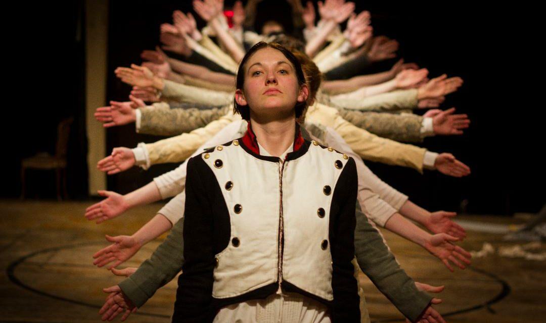 The Non-Hierarchical Theatre Of Rebecca Wright